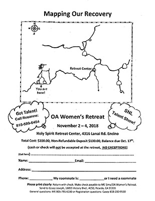 OA Women's Retreat