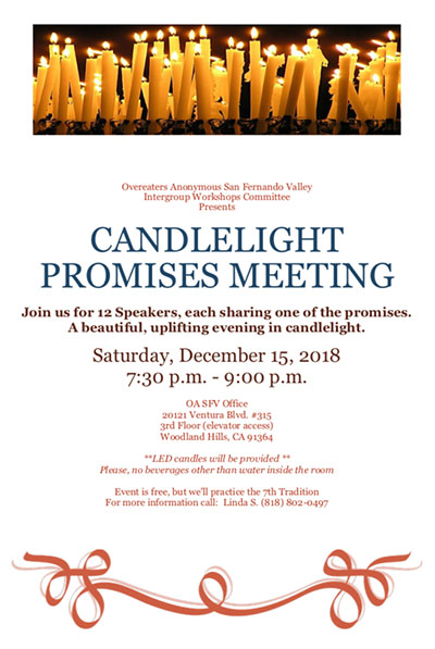 Candlelight Promises