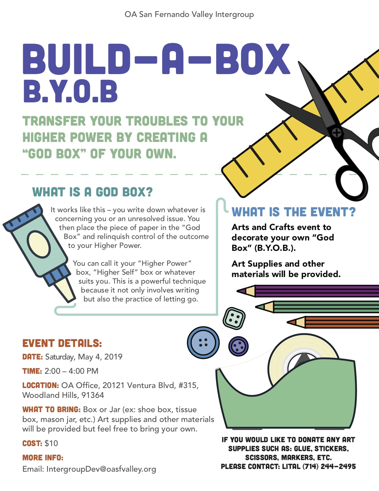 Build Your Own God Box